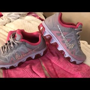 Nike Shoes - 💗Bling Nike Air Max Tailwind 2298561f4979